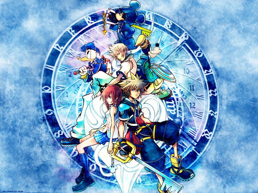 Kingdom Hearts en orden cronológico, guía para no perderse