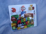 Super Mario 3D Land unboxing 0