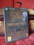 Uncharted 3 Explorer Edition unboxing 18