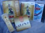 Zelda Skyward Sword Limited Edition Pack Unboxing 0