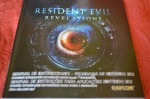 Resident Evil Revelations Unboxin y Boton PRO 8