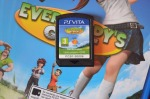 everybodys Golf PS Vita unboxing 2