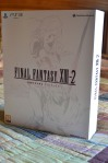 FF XIII-2 Crystal Edition unboxing 3