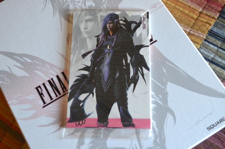 FF XIII-2 Crystal Edition unboxing 6