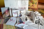 FF XIII-2 Crystal Edition unboxing